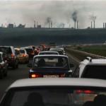 Réunion d'information sur la pollution atmosphérique à Pékin (20 février 2013)