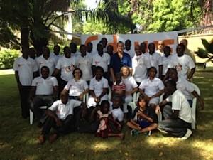 Membres de la section Lomé