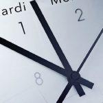 Charte du temps : deux ans déjà et un maigre bilan – 28 mars 2017