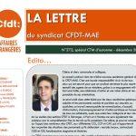 Comité technique ministériel (CTM) d'automne : la LDS de décembre est en ligne !