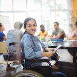 L'inclusion au Ministère de personnes en situation de handicap doit être poursuivie et élargie – Rencontre avec le Haut fonctionnaire chargé du handicap