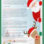 La section Nantes de la CFDT-MAE fait sa lettre au Père Noël du SCEC !