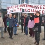 Cinq jours de congés pour les agents exposés à l'amiante au Tripode nantais : l'intersyndicale a été entendue