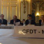 La CFDT-MAE s'adresse au Ministre au comité technique ministériel – 23 novembre 2017