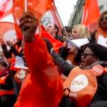 Fonction publique: préavis de grève de la CFDT pour le mardi 22 mai 2018